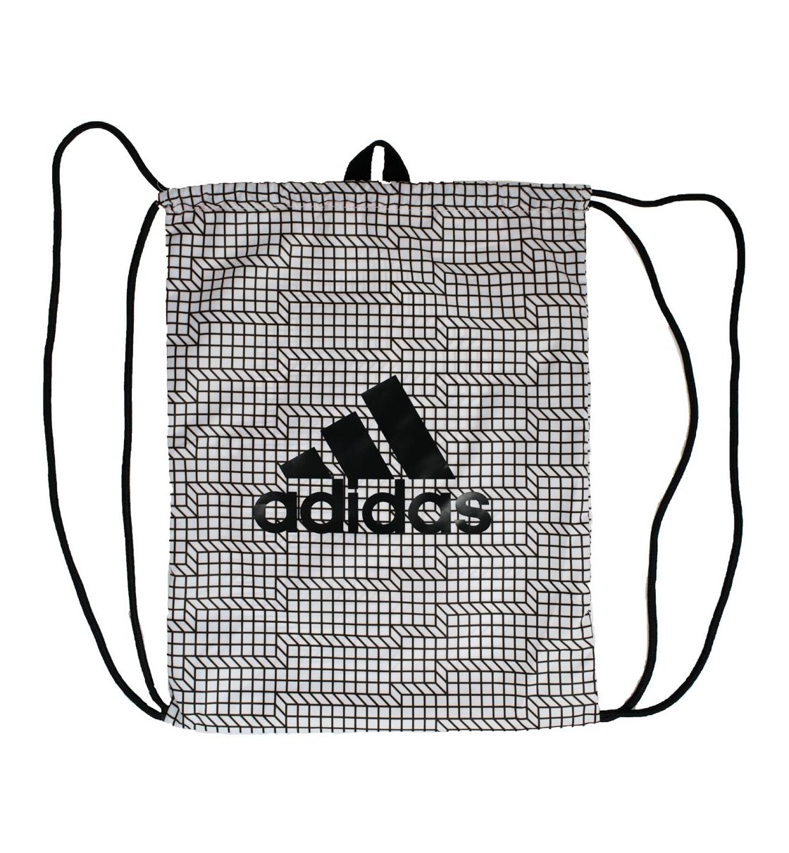 adidas Τσάντα Πουγκί Brushed Gym Bag S99654