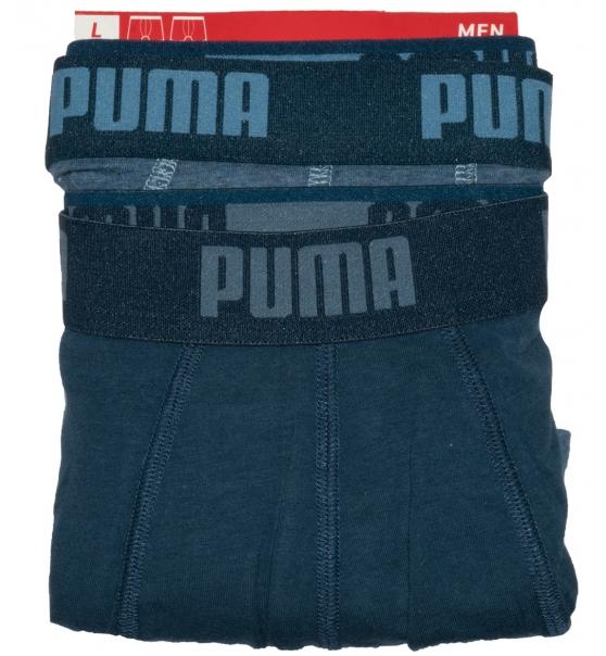 Puma Ανδρικό Εσώρουχο Boxer 888869 Puma Basic Boxer 2P 521015001 103b38a29a746
