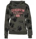Emerson Γυναικείο Φούτερ Με Κουκούλα Women'S Hooded Sweat 172.EW20.58