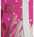 Body Action Γυναικείο Φούτερ Με Κουκούλα Women Allover Printed Hoodie 061734