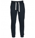 Body Action Ανδρικό Αθλητικό Παντελόνι Men Slim Fit Sweat Pants 023738