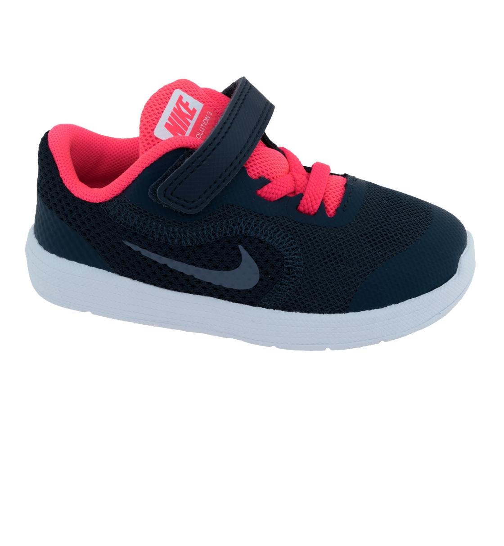 193e37de6c2 Nike- Μπεμπέ Αθλητικό Running Παπούτσι REVOLUTION 3 (TDV) -OHmyTAGS