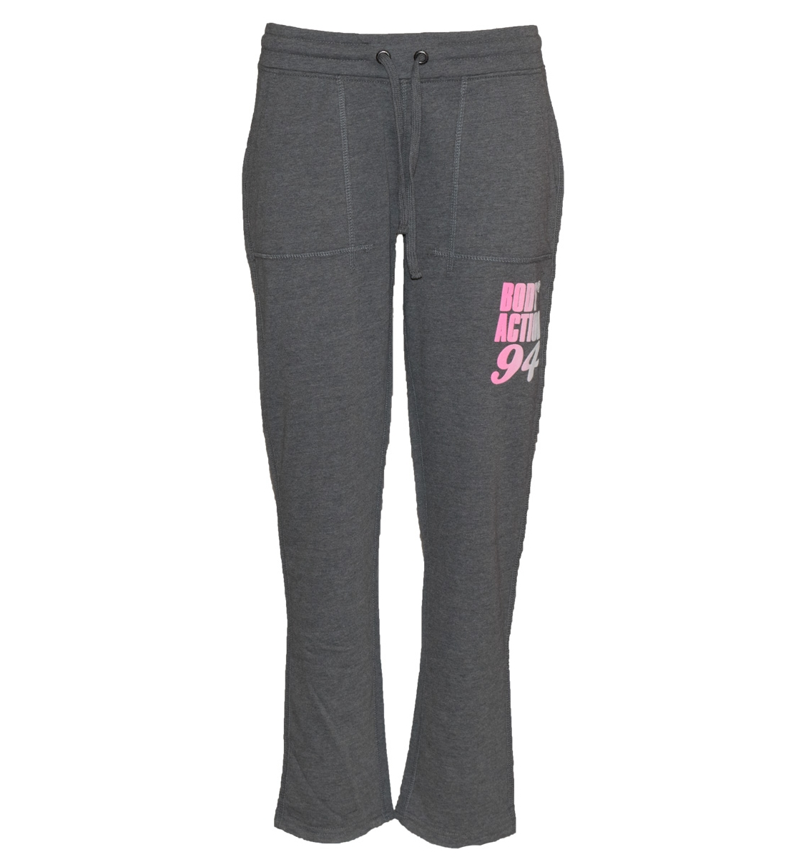 Body Action Γυναικείο Αθλητικό Παντελόνι Women Regular Fit Sweat Pants 021740