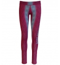 Body Action Γυναικείο Αθλητικό Κολάν Women Allover Print Fitted Leggings 011741