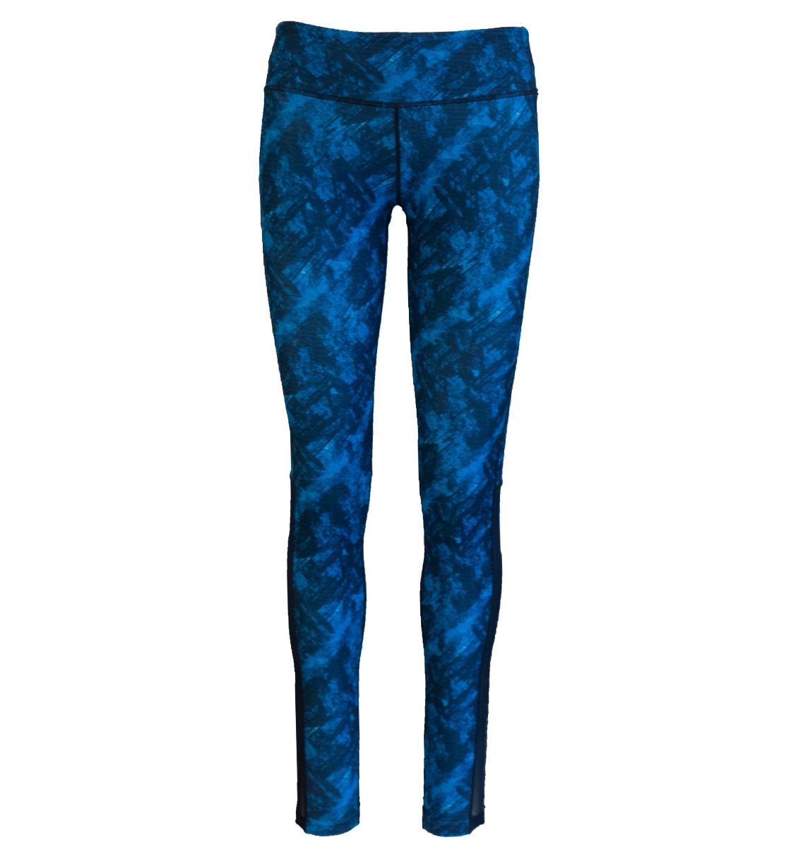 Body Action Γυναικείο Αθλητικό Κολάν Women Allover Printed Fitted Leggings 011744