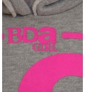 Body Action Παιδικό Φούτερ Με Κουκούλα Girls College Hoody 062501