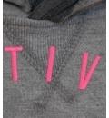Body Action Παιδικό Φούτερ Με Κουκούλα Junior College Sweatshirt 062502