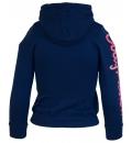 Body Action Παιδικό Φούτερ Με Κουκούλα Girls Fleece Lined Sweatshirt 062601