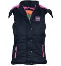 Body Action Παιδικό Αθλητικό Μπουφάν Αμάνικο Girls Quilted Vest 072605