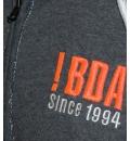 Body Action Ανδρική Ζακέτα Με Κουκούλα Men Hooded Jacket 073723