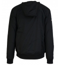 Body Action Ανδρικό Αθλητικό Μπουφάν Αντιανεμικό Men Fleece Lined Hooded Jacket 073729