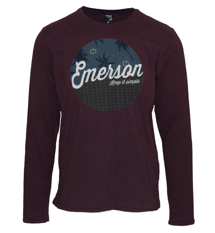 Emerson Ανδρική Μακρυμάνικη Μπλούζα 172.EM31.18