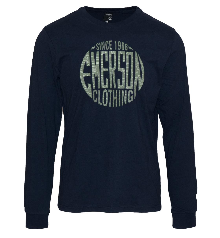 Emerson Ανδρική Μακρυμάνικη Μπλούζα 172.EM31.33