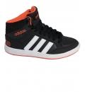 adidas Παιδικό Παπούτσι Μόδας Hoops Mid K BB9966
