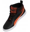 Puma Εφηβικό Παπούτσι Μόδας Rebound Street V2 Oxidized Jr 363922