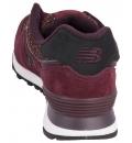 New Balance Γυναικείο Παπούτσι Μόδας Classic Traditionnels WL574DCX