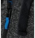 Body Action Ανδρική Ζακέτα Με Κουκούλα Men Thick Fleece Zip Hoodie 073736