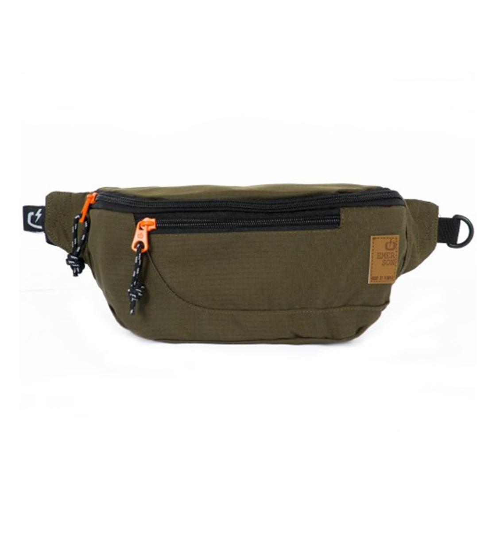 Emerson Αθλητικο Τσαντακι Μεσης Waist Bag WBE0006 41bfc5fcf02a4