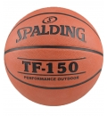 Spalding Μπάλα Basket Tf-150 Performance Size 6 Rubber Basketball 73954Z1