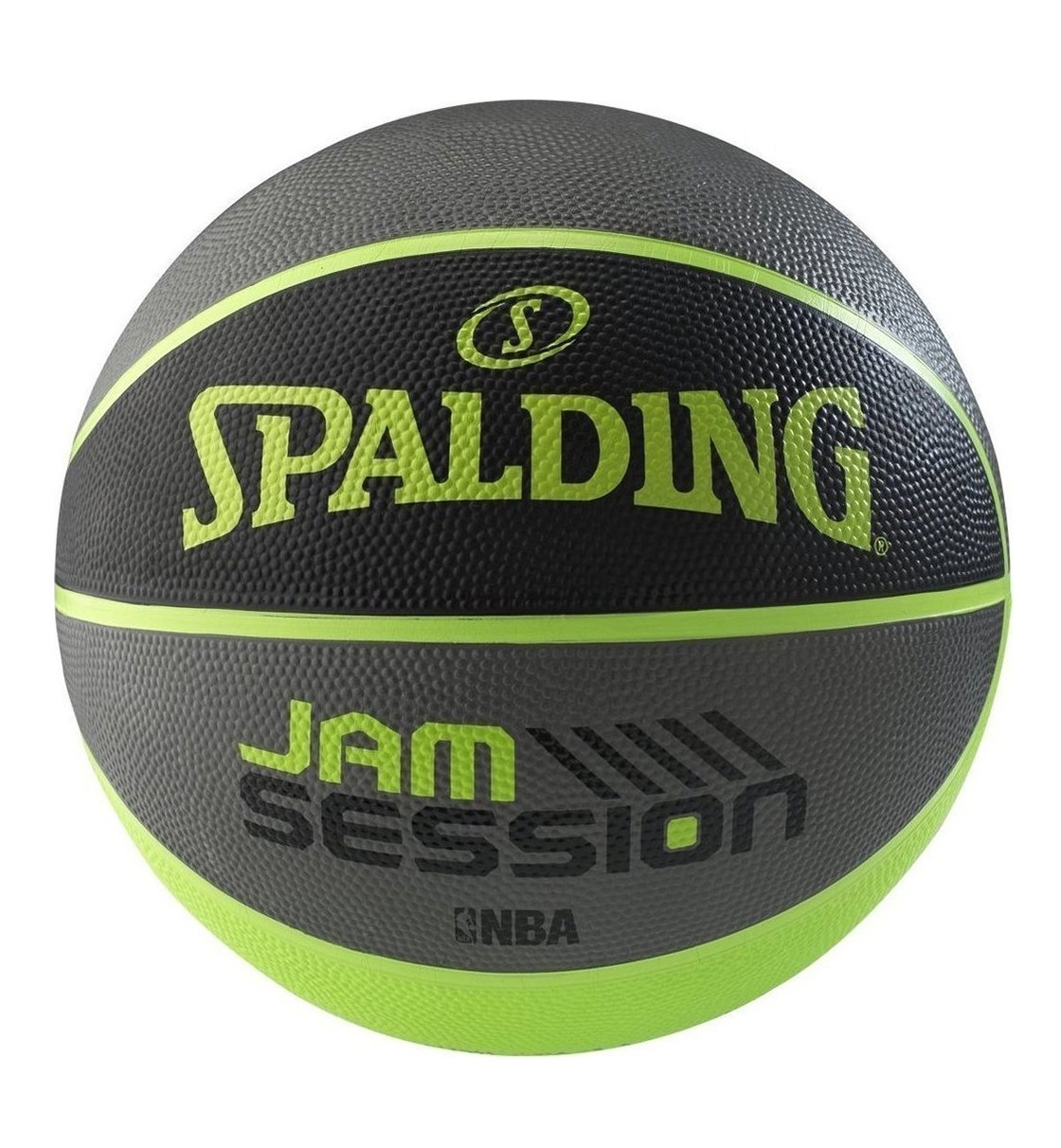 Spalding Μπάλα Basket Jam Session Color Rubber Size7 83188Z1