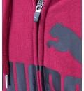 Puma Ανδρικό Φούτερ Με Κουκούλα Ess No.1 Fz 838259