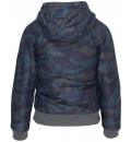 Body Action Παιδικό Αθλητικό Μπουφάν Boys Fleece Lined Hooded Jacket 074604
