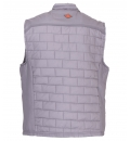 Body Action Ανδρικό Αθλητικό Μπουφάν Αμάνικο Men Lightweight Quilted Vest 073721
