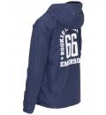 Emerson Ανδρικό Αθλητικό Μπουφάν Αντιανεμικό Men'S Jacket With Hood EM10.04