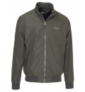 Emerson Ανδρικό Αθλητικό Μπουφάν Αντιανεμικό Men'S Jacket With Rib Bottom EM10.30