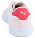Puma Εφηβικό Παπούτσι Μόδας Smash V2 Buck Jr 365182