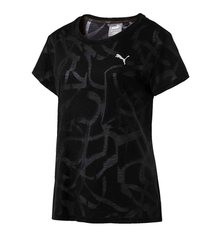 Puma Γυναικεία Κοντομάνικη Μπλούζα Urban Sports Graphic Tee 850014