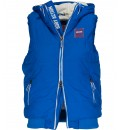 Body Action WOMEN QUILTED FLEECE LINED VEST