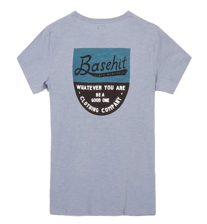 Basehit Ανδρική Κοντομάνικη Μπλούζα Men'S S/S T-Shirt BM33.14