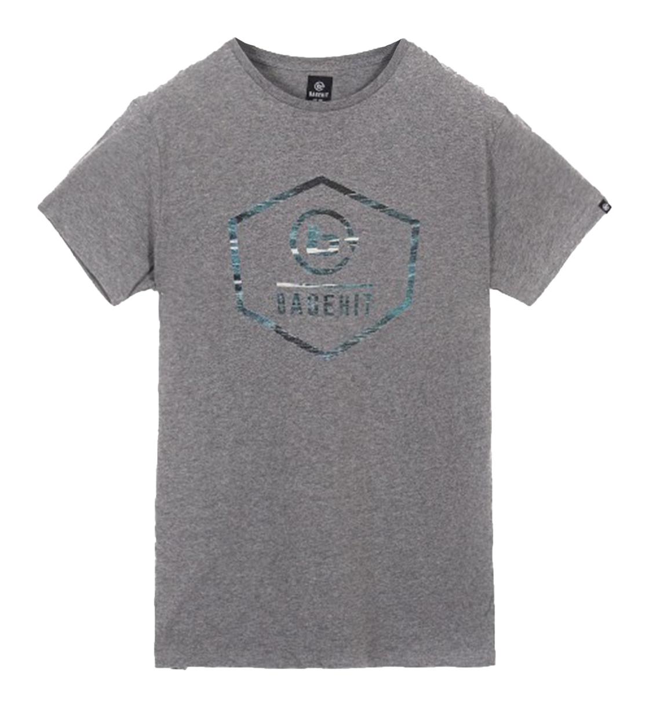 Basehit Ανδρική Κοντομάνικη Μπλούζα Men'S S/S T-Shirt BM33.30