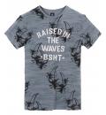 Basehit Ανδρική Κοντομάνικη Μπλούζα Men'S S/S T-Shirt BM33.92