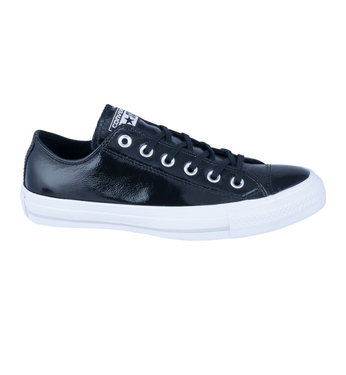 Converse Γυναικείο Παπούτσι Μόδας Chuck Taylor All Star Crinkled Patent Leather 558002C