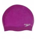 Speedo Σκουφάκι Κολύμβησης Ενηλίκων Do Plain Moulded Silicone Cap 70984A791U