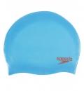 Speedo Σκουφάκι Κολύμβησης Παιδικό Do Plain Moulded Silicone Junior 70990B405J