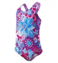 Speedo Παιδικό Μαγιό Ολόσωμο Do Fantasy Flowers Essential All Over 1 Piece 07970C197B