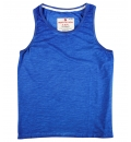 Body Action Ανδρική Αμάνικη Μπλούζα Men Slim Fit Tank Top 043722