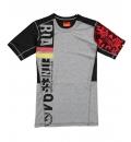 Body Action Ανδρική Κοντομάνικη Μπλούζα Men S/S Compression Top 053613