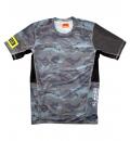 Body Action Ανδρική Κοντομάνικη Μπλούζα Men S/S Compression Top 053729