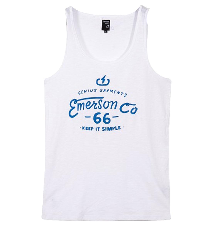 Emerson Ανδρική Αμάνικη Μπλούζα Men'S Tank Top EM37.41