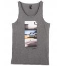 Emerson Ανδρική Αμάνικη Μπλούζα Men'S Tank Top EM37.49