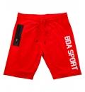 Body Action Ανδρική Αθλητική Βερμούδα Men Drop Crotch Regular Fit Bermuda 033728