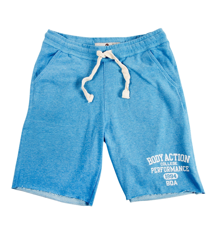 Body Action Ανδρική Αθλητική Βερμούδα Men Regular Fit Bermuda 033730