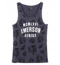 Emerson Ανδρική Αμάνικη Μπλούζα Men'S Tank Top EM37.105