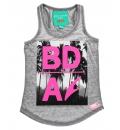Body Action Παιδική Αμάνικη Μπλούζα Girls Sleeveless Top 042601