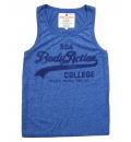 Body Action Ανδρική Αμάνικη Μπλούζα Men Slim Fit Tank Top 043605