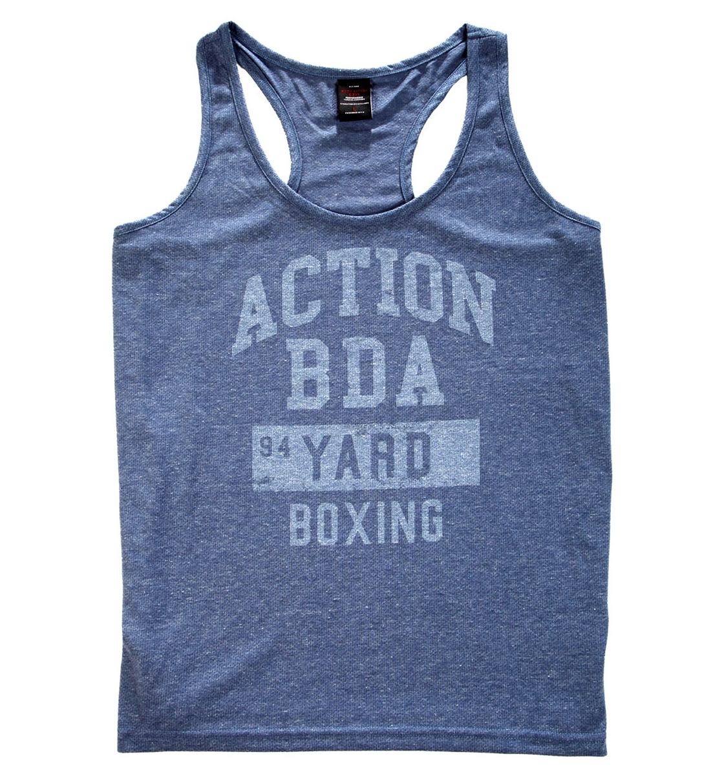 Body Action Ανδρική Αμάνικη Μπλούζα Men Racerback Tank Top 043724